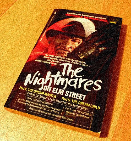 nightmares book