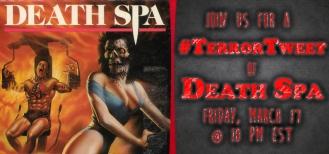death spa terror tweet